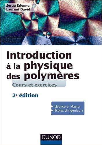 Introduction à la physique des polymères - 2e éd. epub, pdf