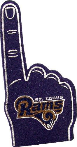 NFL St. Louis Rams Foam Finger