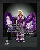 Ric Flair WWE Pro Quotes Photo (Size: 12'' x 15'') Framed