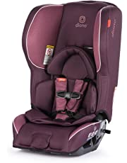 Diono rainier 2 AX Convertible Car Seat, For Children and Baby to 65 Pounds, Plum