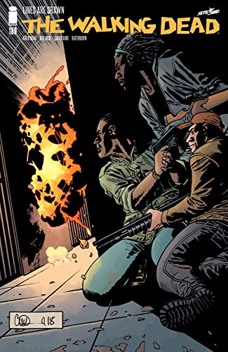 Pdf Graphic Novels The Walking Dead #189