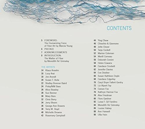 Review Artistry in Fiber, Vol.