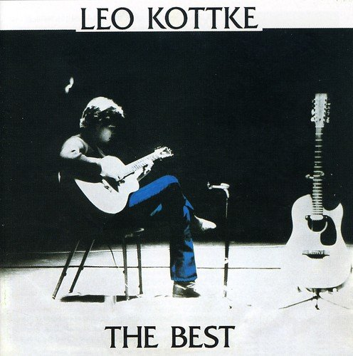 Leo Kottke -  The Best - Guitar Kottke Leo