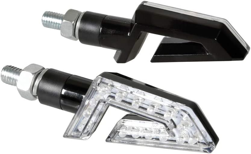 Lampa 90246 Kap Lot de 2 Clignotants /à LED pour Moto