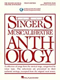 The Singer's Musical Theatre Anthology - Teen's Edition: Baritone/Bass Book with Online Audio (Singers Musical Theater Anthology: Teen's Edition)