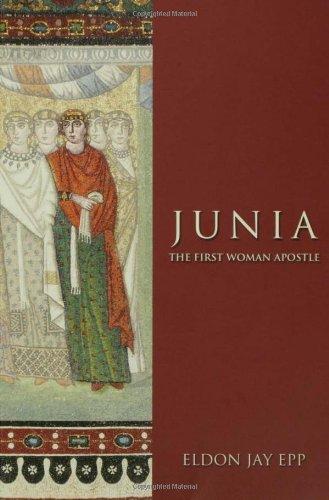 Download Junia: The First Woman Apostle pdf epub