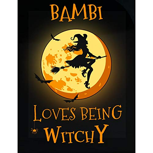 (Inked Creatively Bambi Loves Being Witchy)