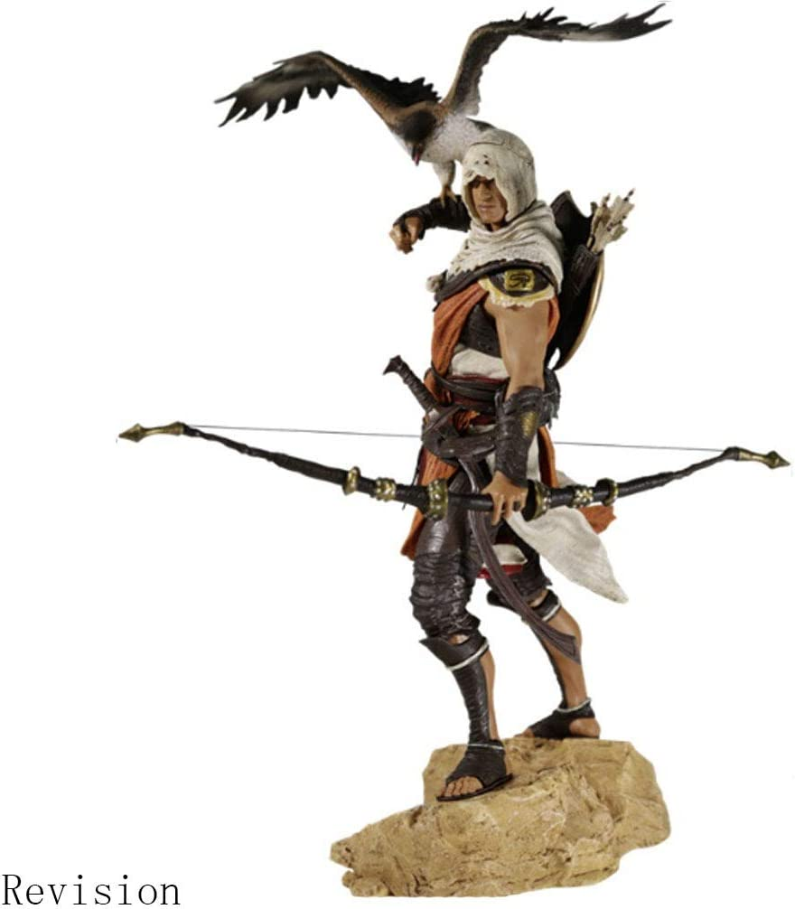 Amazon Com Xinxin Assassin S Creed Origins Figure Bayek Pvc