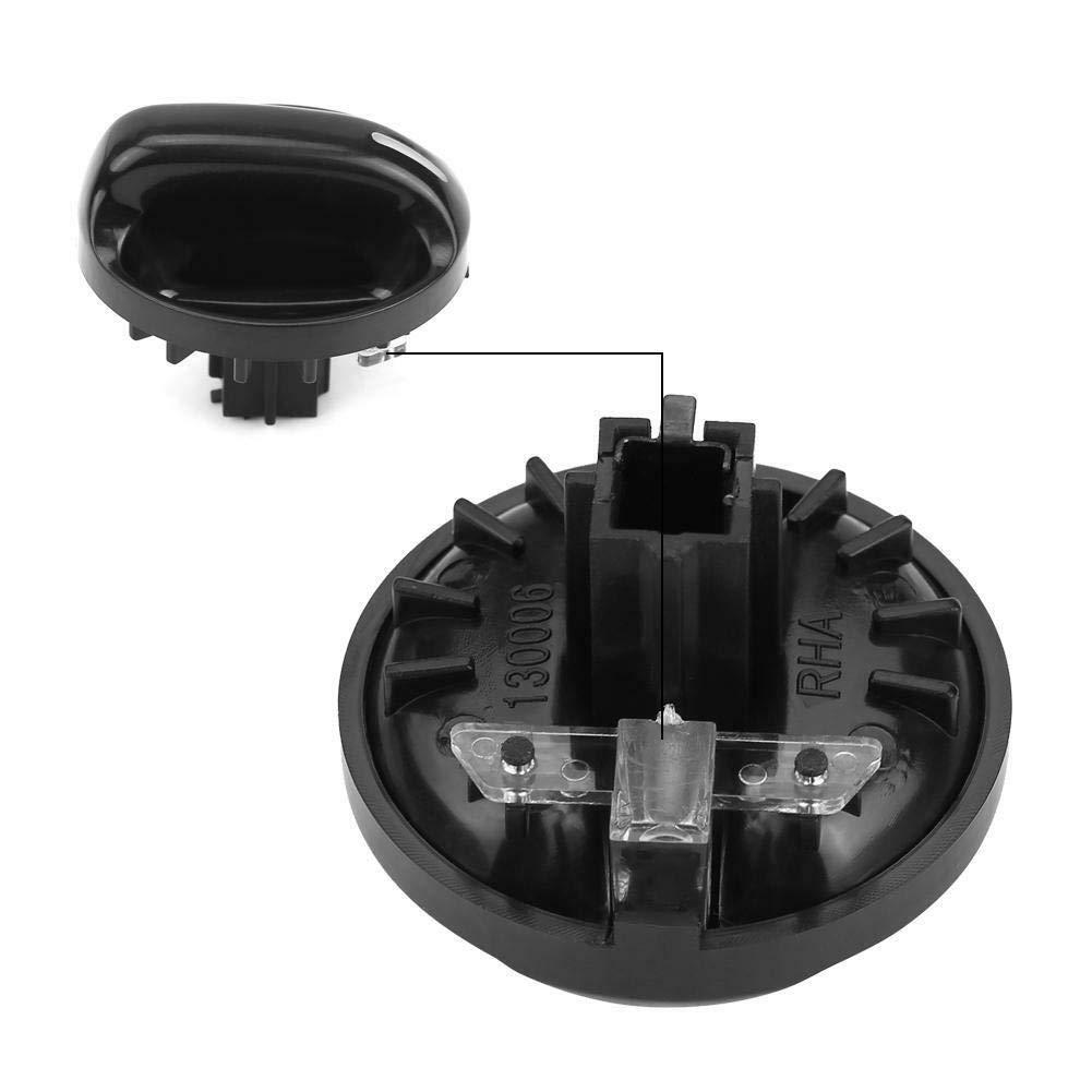 Heater Control Switch Knob,3 PCS Replacement Heater A//C Control Knob or Fan Control Knob for Toyota Tundra 2000-2006 559050C010