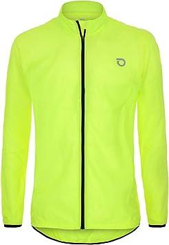 Briko Fresh Packable Jacket Chaqueta Cortavientos Ciclismo, Hombre ...