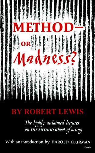 Method - or Madness?