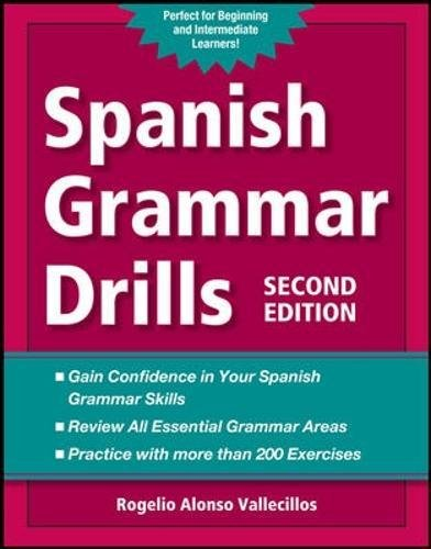 - Spanish Grammar Drills