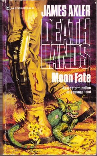 Deathlands 16 : Moon Fate (2006, CD) James Axler Graphic Audio Audiobook