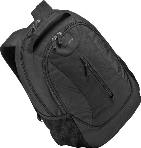 Amazon.com  Targus TSB710US Black Ascend Backpack  Computers   Accessories d31c1210cbfcc