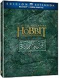 El Hobbit: La Desolación De Smaug - Edición Extendida (BD + Copia Digital) [Blu-ray]