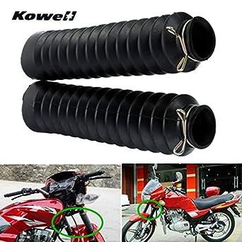 Amazon.com: Parts Kowell - Funda de goma para motocicletas ...