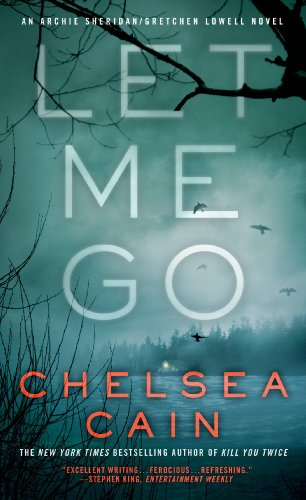 book cover of Let Me Go