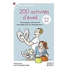 200 activités d'éveil pour les 0-3 ans (Ma p'tite famille) (French Edition)