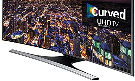 Samsung UE55JU6500 - Tv Led 55 Curvo Ue55Ju6500 Uhd 4K, Wi-Fi Y Smart Tv: SAMSUNG: Amazon.es: Electrónica