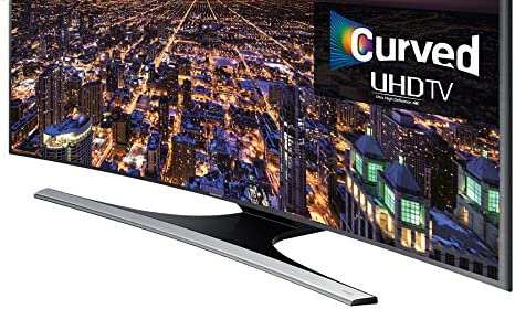 Samsung UE40JU6500 - Tv Led 40 Curvo Ue40Ju6500 Uhd 4K, Wi-Fi Y Smart Tv: SAMSUNG: Amazon.es: Electrónica