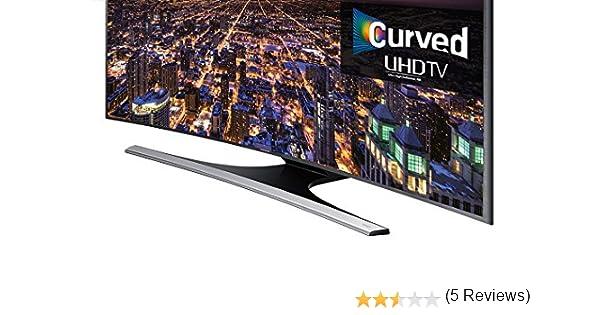 Samsung UE55JU6500 - Tv Led 55 Curvo Ue55Ju6500 Uhd 4K, Wi-Fi Y ...