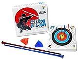 Office Ninja Desk Toy - Indoor Blowgun Kit with...