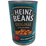 HEINZ Original Beans in Tomato Sauce ( Packaging May Vary), 398ml