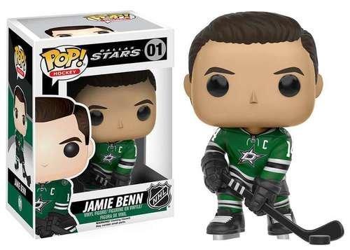 NHL Dallas Stars Funko POP! Sports Jamie Benn Vinyl -