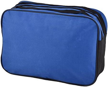 Auxílio de emergência DealMux Oxford Pano Home School Escritório Survival Emergency First Responder armazenamento saco azul