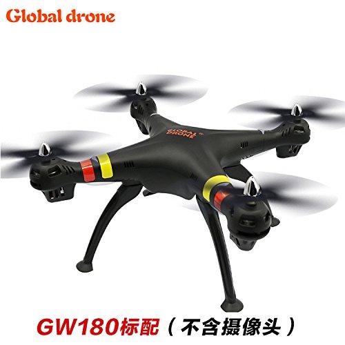 Juguetes Helicóptero de Control remoto con 4K WIFI HD CAMERA GW180 RC Quadrocpter Drone(sin camara)