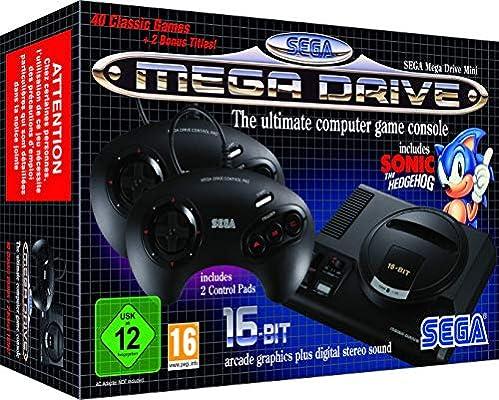 Sega Genesis Mini preço