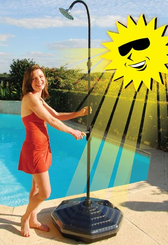 Doheny's Outdoor Solar Shower with Base by Doheny's (Image #4)