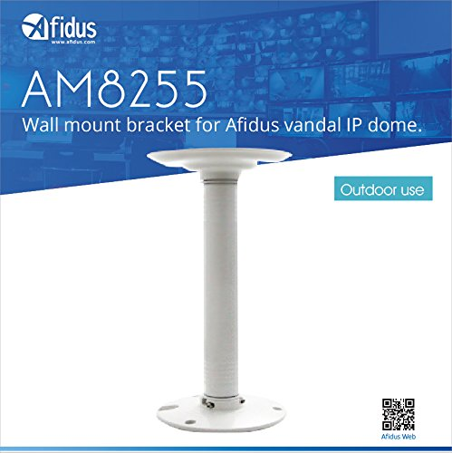 AM8255 Pendant Mount Bracket for Afidus Vandal Dome Outdoor (Pendant Mount Camera)