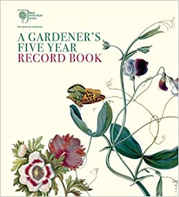 Royal Horticultural Society A Gardener's Five Year Record Book (2013-04-15)