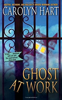 Ghost at Work (Bailey Ruth Mystery, Book 1) 0061745340 Book Cover