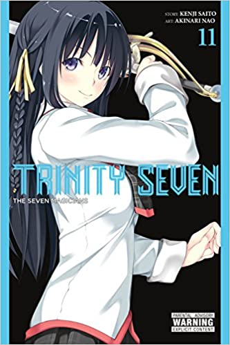 Seven trinity Trinity Seven