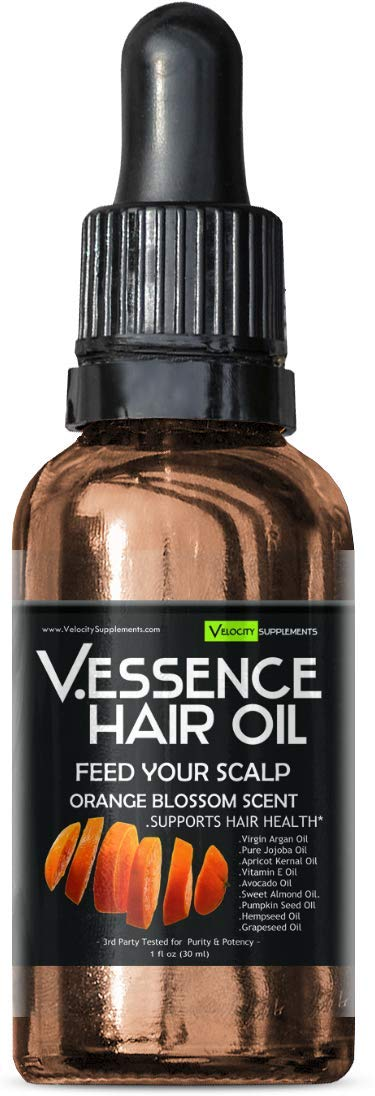 Hair Oil Bundle 6 Pack of Difference Scents by Velocity Supplements (Image #7)