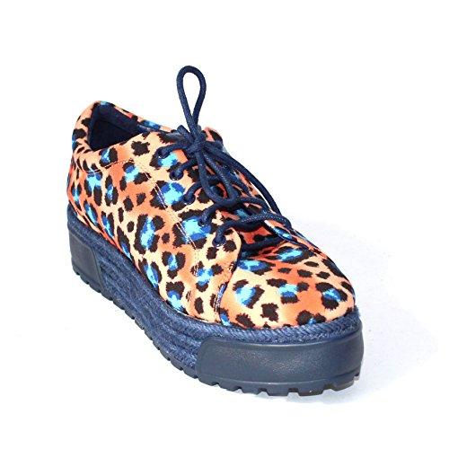 BCB Generación mejor Mocasines Cuña Zapatos de mujer tamaño UK 3
