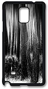 The Lonely Woods Forever For Case Iphone 6 4.7inch Cover, Case, For Case Iphone 6 4.7inch Cover PC Black