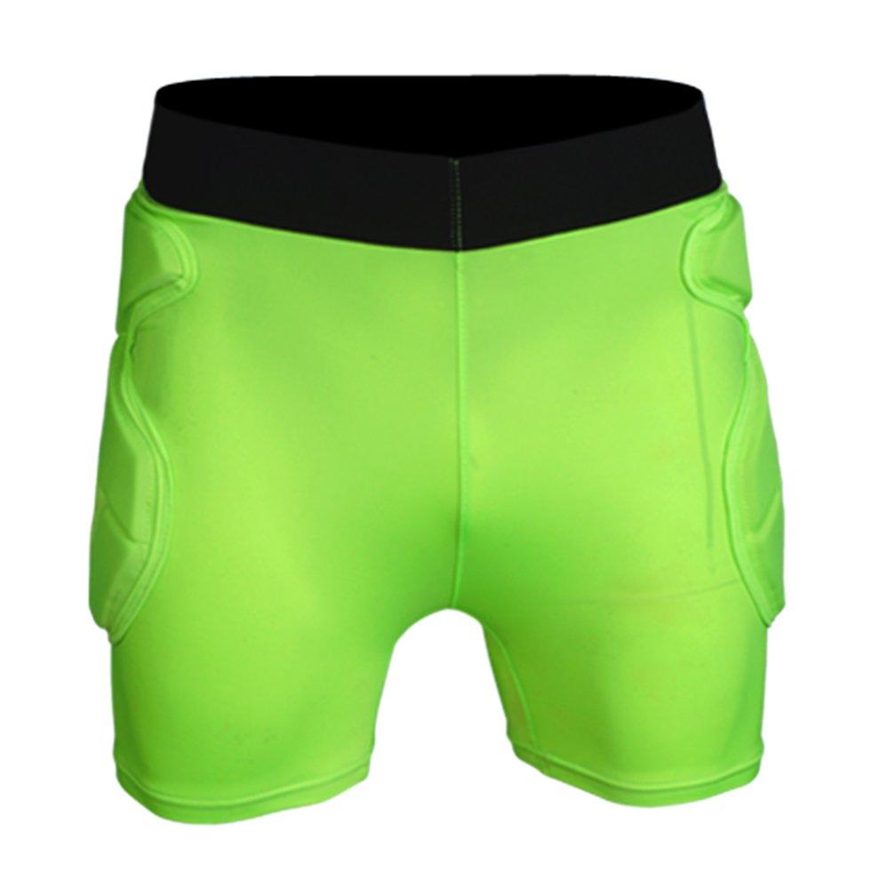 RZMY Short Pants Goalkeeper Clothes Elbow Pads Helmet Kneecaps
