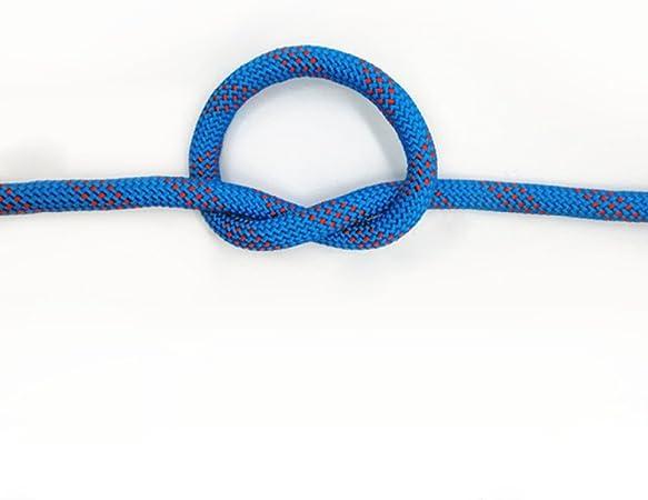 WuJiPeng Cuerda de Escalada Exterior, Diámetro 12 mm, (10 m ...