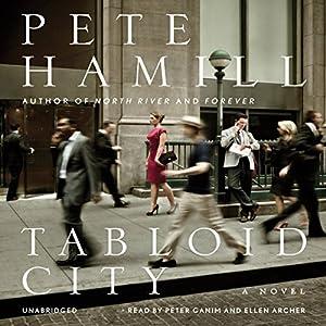 Tabloid City Audiobook