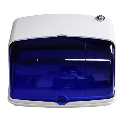 Calentador De Desinfección Por Calentamiento De Toallas UV, Pequeño Mini Salón De Belleza, Peluquería