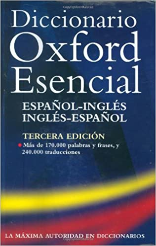 Buy El Diccionario Oxford Esencialthe Concise Oxford