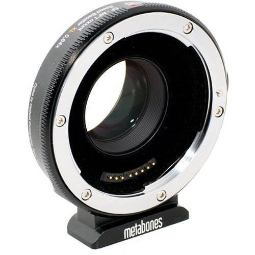 Metabones Speed Booster XL 0.64x Adapter for Full-Frame Canon EF-Mount Lens to Select Micro Four Thirds-Mount Cameras by Metabones
