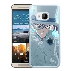 Fashion Designed Detective Conan 12 White HTC ONE M9 Phone Case