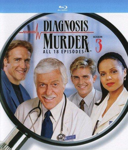 Blu-ray : Diagnosis Murder: The Third Season (3 Pack, 3PC)