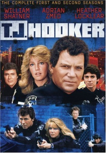 TJ Hooker - The Complete 1st and 2nd Seasons (Best Rick Ross Lines)