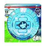 Kaytee 13'' LED Run-About Exercise Ball