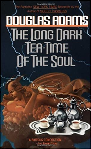 The Long Dark Tea Time Of The Soul Douglas Adams 2015671742515